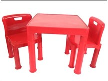 Fountain Activity Table & Chairs Assorted Colours