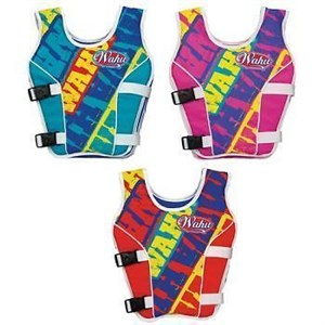 Wahu Swim Vest Medium Assorted Colours