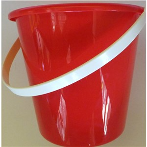 Bucket Small Assorted Colours
