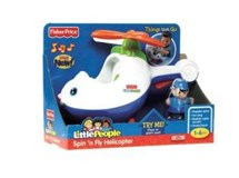 Fisher-price Little People Mid Vehicles Assorted