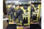 World Peacekeepers Figures With Accessories Assorted 1:6