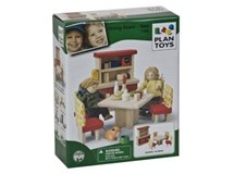 Plan Toys Dining Room Neo Set 7306