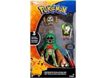 Pokemon Evolution Figures 3 Pack Assorted