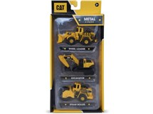Cat Metal Machines 3 Pack
