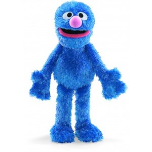 Sesame Street Grover Soft Toy Small