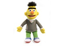 Sesame Street Bert Soft Toy Small