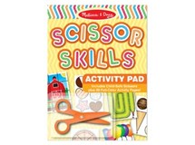 Melissa & Doug Scissorskills Activity Pad