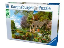 Ravensburger Cling Clang Clatter 1500 Piece Puzzle