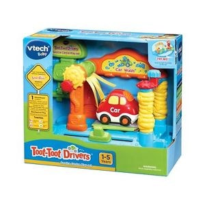 Vtech Toot Toot Drivers Service Centre Play Set