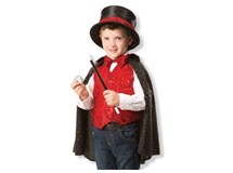 Melissa & Doug Role Play Magician Costume