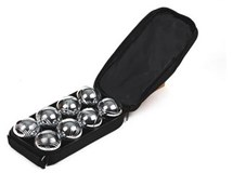 Metal Bocce Boules Set