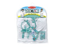 Melissa & Doug Role Play Doctor Costume