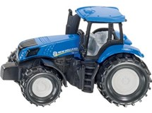 Siku Blue Tag New Holland T8.390 1012