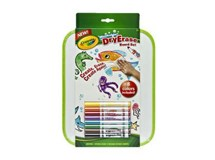 Crayola Dry Erase Washable Board Set