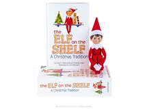 Elf On The Shelf A Christmas Tradition Boy
