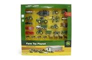 John Deere Farm Toy Value Playset