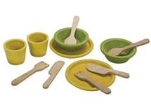 Plan Toys Tableware Set