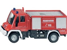Siku Blue Fire Engine 1068