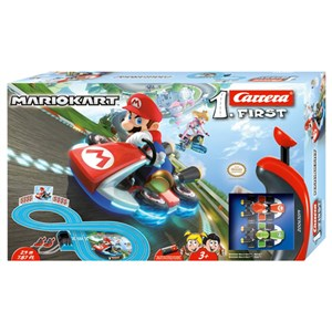 Carrera My First Mario Kart Slot Car Set