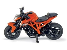 Siku Yellow Ktm 1290 Super Duke R 1384