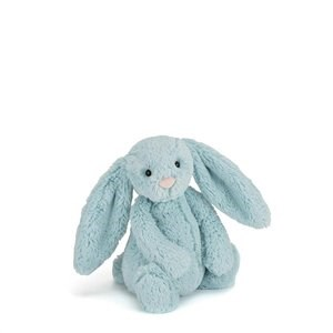 Bashful Bunny Blue Small