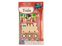 Melissa & Doug Wooden Train