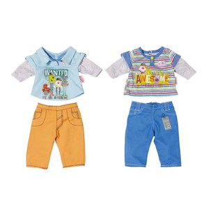 Baby Born Boys Fashion Collection Assorted