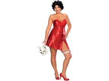 Secret Wishes Betty Boop Costume Size 14-16