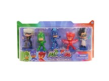 Pj Masks Collectible Figure Set 5 Pack