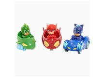 Pj Masks 3 Wheelie Vehicle Assorted