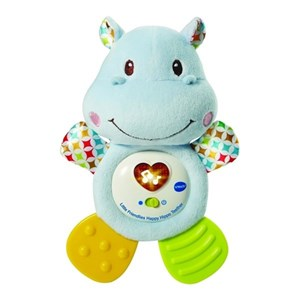 Vtech Little Friendlies Happy Hippo Teether