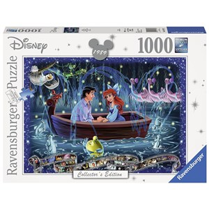 Ravensburger Disney Memories Ariel 1989 1000 Piece
