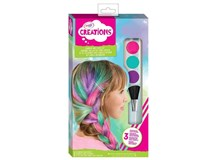 Crayola Creations Rainbow Hair Color Set