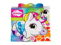Crayola Creations Sticker By Number Art Set