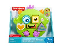 Fisher-price Silly Sortin Monster Puzzle