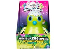 Hatchimals Wind Up Egglider With Lights