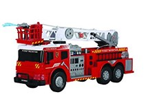 Dickie Toys Fire Brigade Truck