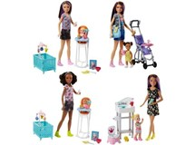 Barbie Skipper Babysitters Inc Assorted