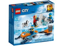 Lego City 60191 Artic Exploration Team