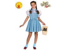Wizard Of Oz Dorothy Classic Costume Size 3-5
