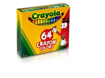 Crayola Crayon 64 Colors