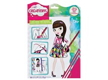 Crayola Creations Sticker Lookbook