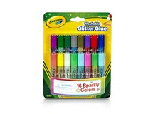 Crayola Glitter Glue 16  Sparkly Colors