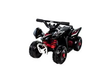 Trx Mini Quad 6 Volt Electric Ride On Black