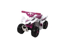 Trx Mini Quad 6 Volt Electric Ride On Pink