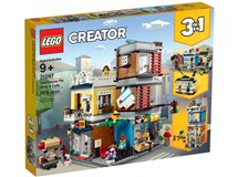 Lego Creator 31097 Townhouse Pet Shop & Cafe