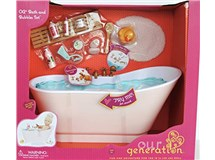 Our Generation Bath & Bubbles Set
