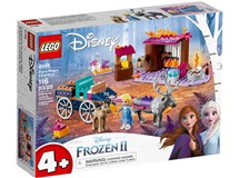Lego Disney Princess 41166 Elsa & The Reindeer Carriage