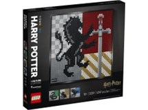 Lego Art 31201 Harry Potter Hogwarts Crest
