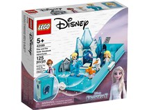 Lego Disney Princess 43189 Elsa And The Nokk Storybook Adventures